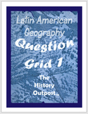 Question Grid - Latin America - Geography 1