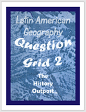 Question Grid - Latin America - Geography 2