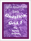 Question Grid - Latin America - Geography Trivia 1