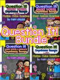 Question It! Comprehension Passages Bundle