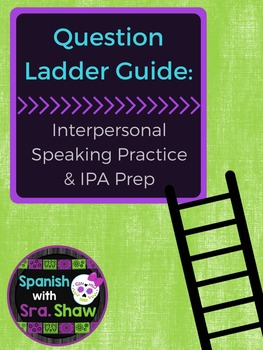 Question Ladder Interpersonal Study Guide & Scenarios