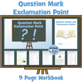 Question Marks and Exclamation Points
