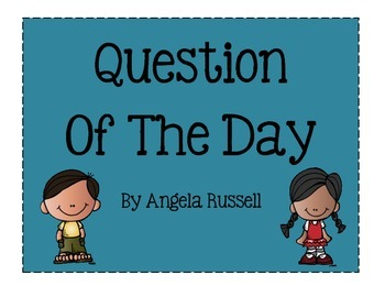 Question Of The Day~ Set 1