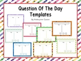 Question Of The Day Templates
