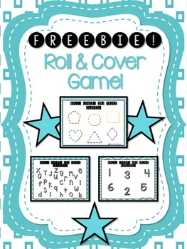 Roll and Cover Game Pack