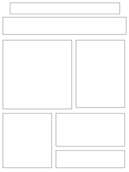 Question Poster Layout and Directions, for ANY Subject, FREE!