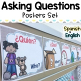 Question Posters in English and Spanish