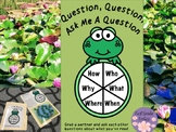Question, Question, Ask Me A Question Reading Comprehensio