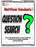 Question Search - The Big Book