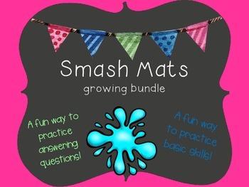 Question Smash Mats