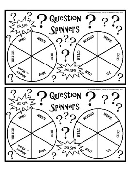 Question Spinners - Generating Q&A