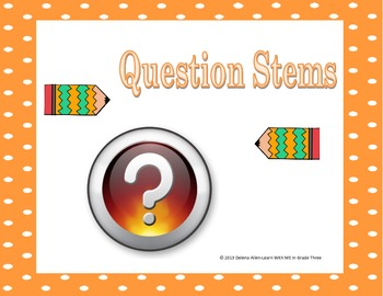 Question Stems