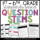 Question Stems 1st - 5th Grade