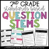 Question Stems - 2nd Grade Standards Based