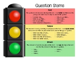 Question Stems Stoplight