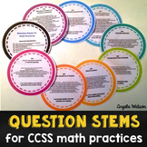 Question Stems for Common Core Math Practices