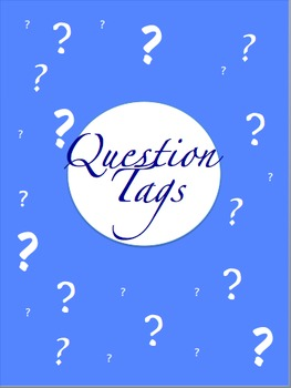 Question Tags (with role play)