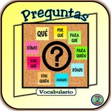 Preguntas Interrogativas Bilingues - Bilingual Question Vo