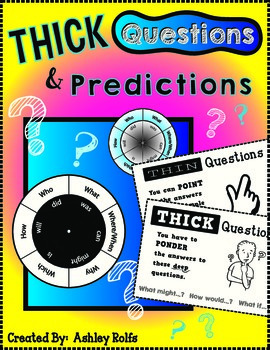 Questioning & Predicting Pack