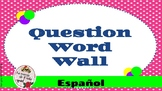 Question Word Wall