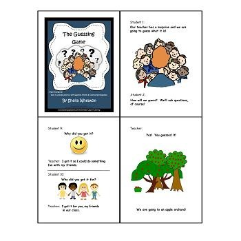 Question Words & Constructed Responses: A Working Words Packet for Young Readers