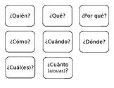 Question Words En Espanol