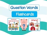 Question Words Flashcards