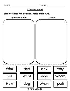 Question Words LK1.d
