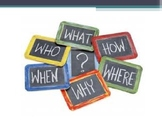 Question Words PPT