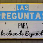 Las Preguntas - Question Word Posters