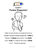 Question Words in Spanish! (6 fun worksheets!)