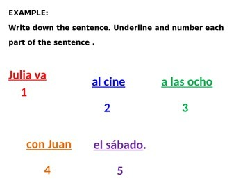 Question forming Practice Using Interrogatives