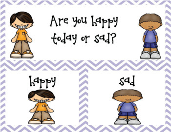Question of The Day/ Emotions
