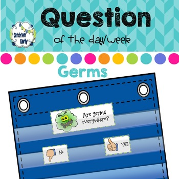 Question of The Day/ Germs