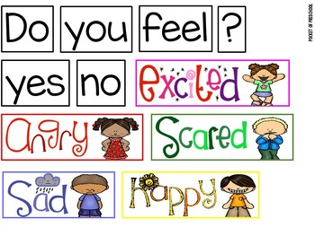 Question of the Day: How Do You Feel?