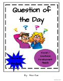 Question of the Day 45+ Social Emotional Behavior Mindfulness