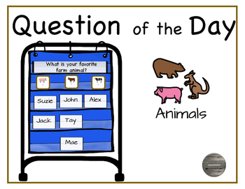 Question of the Day: Animals