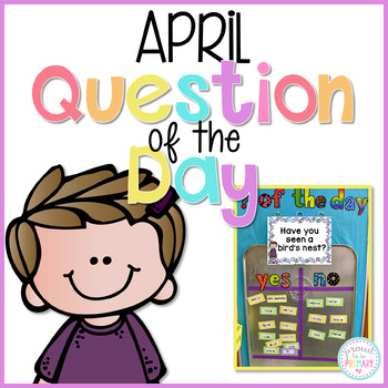 April Question of the Day