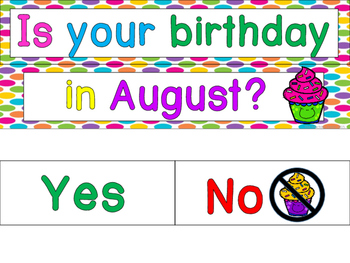 Question of the Day {August}
