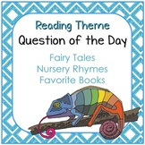 Question of the Day Fairy Tales, Nursery Rhymes, Favorite Books