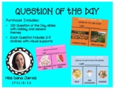 Question of the Day - Holidays & Seasons