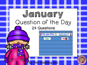 Question of the Day {January}