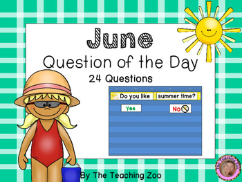 Question of the Day {June}