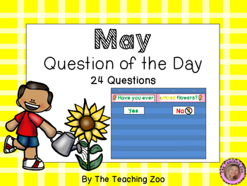Question of the Day {May}