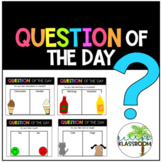 Growing Question of the Day - Morning Meeting