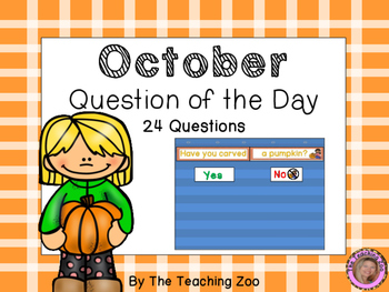 Question of the Day {October}