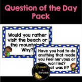 Question of the Day Pack