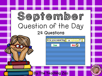Question of the Day {September}