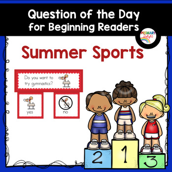 Summer Sports and Games: Question of the Day
