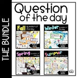 Question of the Day   Year Long BUNDLE  